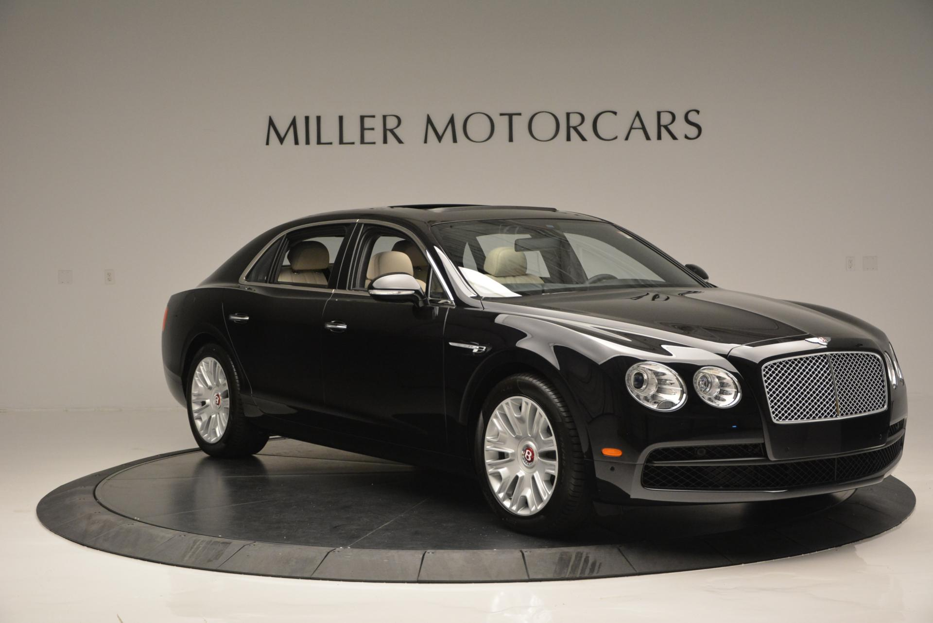 Used 2016 Bentley Flying Spur V8  For Sale In Greenwich, CT 36_p11