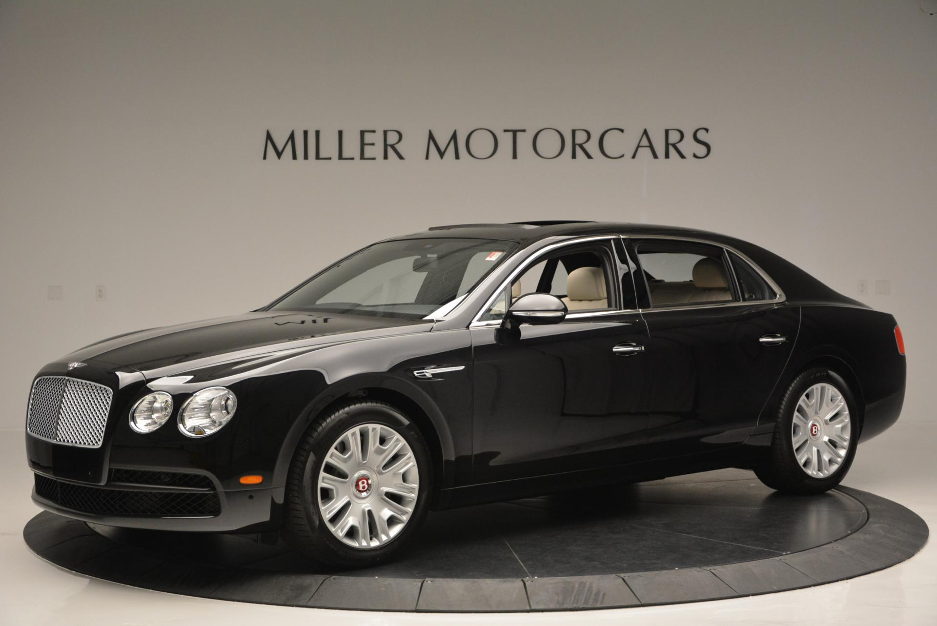 Used 2016 Bentley Flying Spur V8  For Sale In Greenwich, CT 36_p2