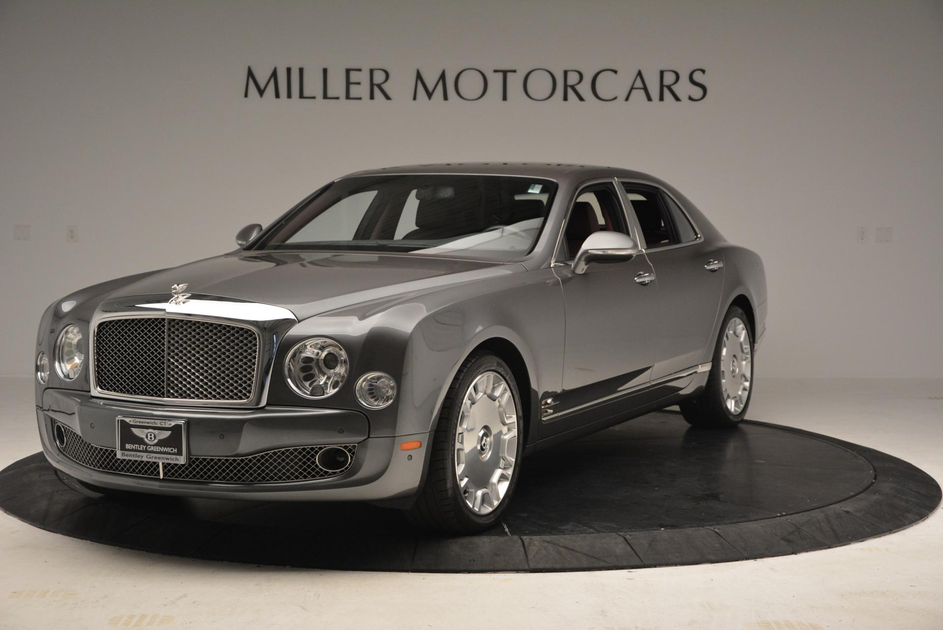 Used 2011 Bentley Mulsanne  For Sale In Greenwich, CT 38_main