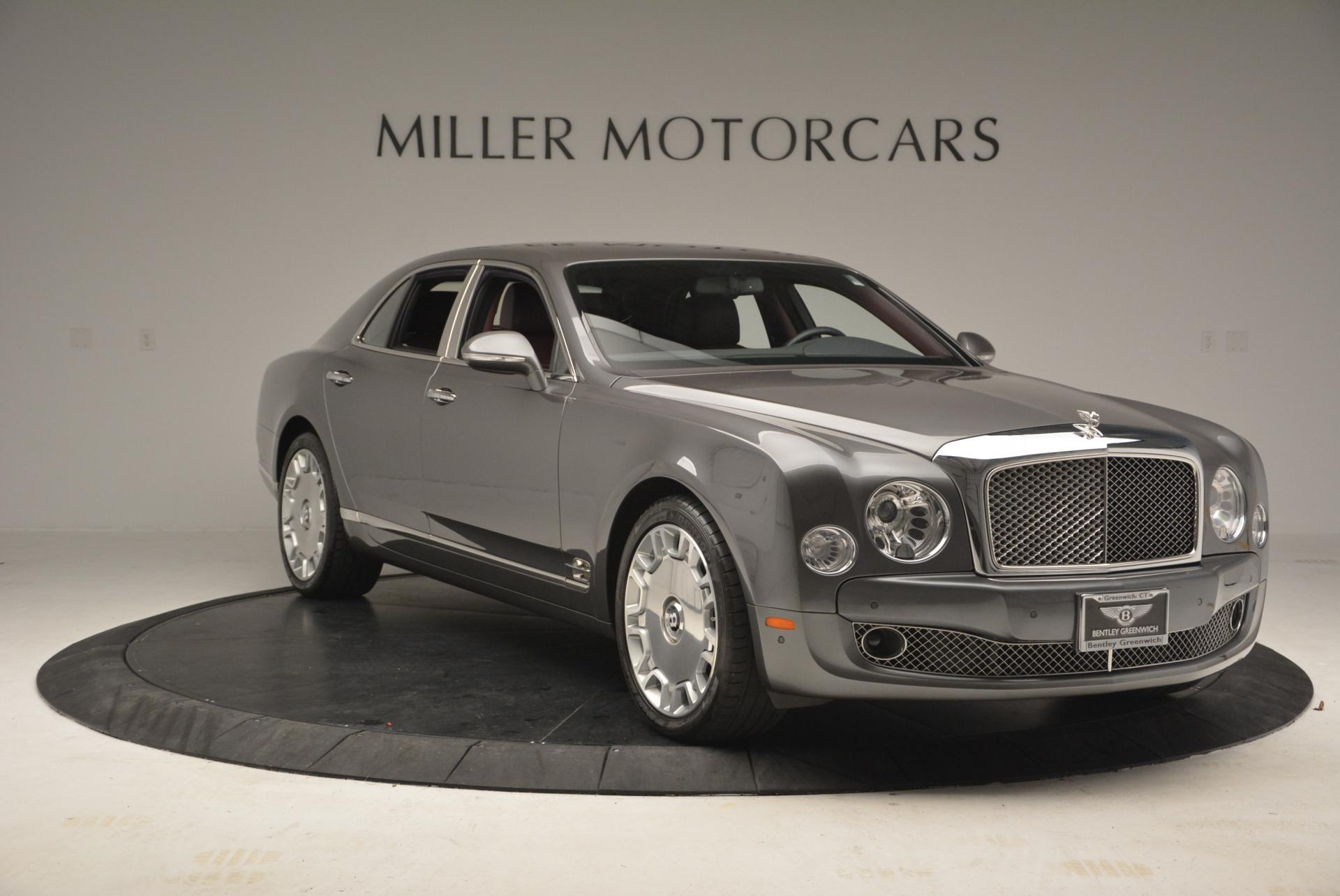Used 2011 Bentley Mulsanne  For Sale In Greenwich, CT 38_p11