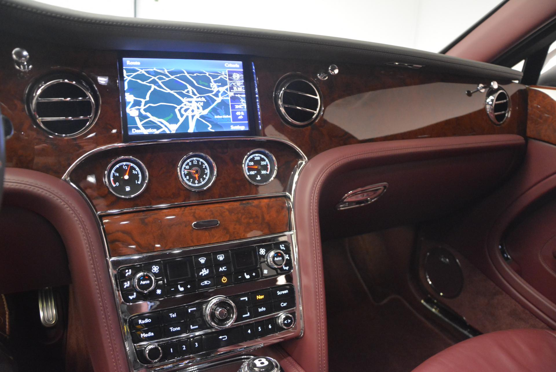 Used 2011 Bentley Mulsanne  For Sale In Greenwich, CT 38_p21