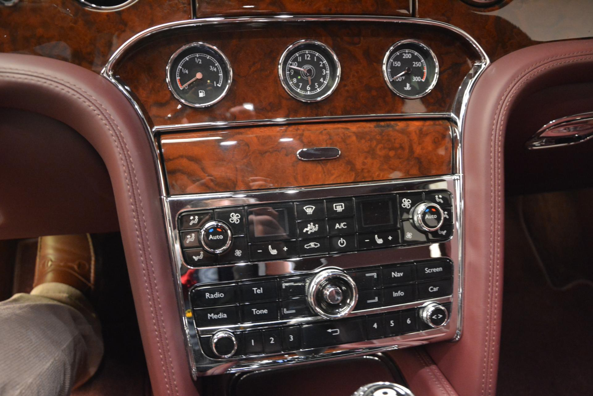 Used 2011 Bentley Mulsanne  For Sale In Greenwich, CT 38_p23