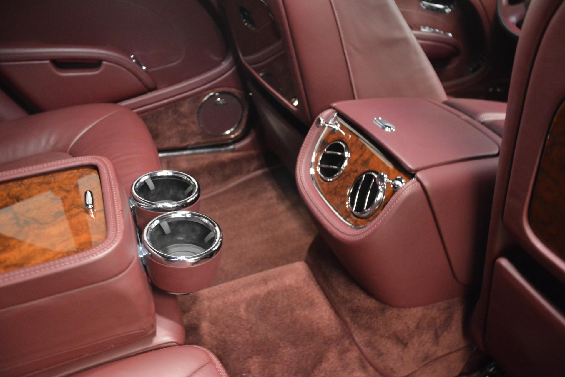 Used 2011 Bentley Mulsanne  For Sale In Greenwich, CT 38_p27