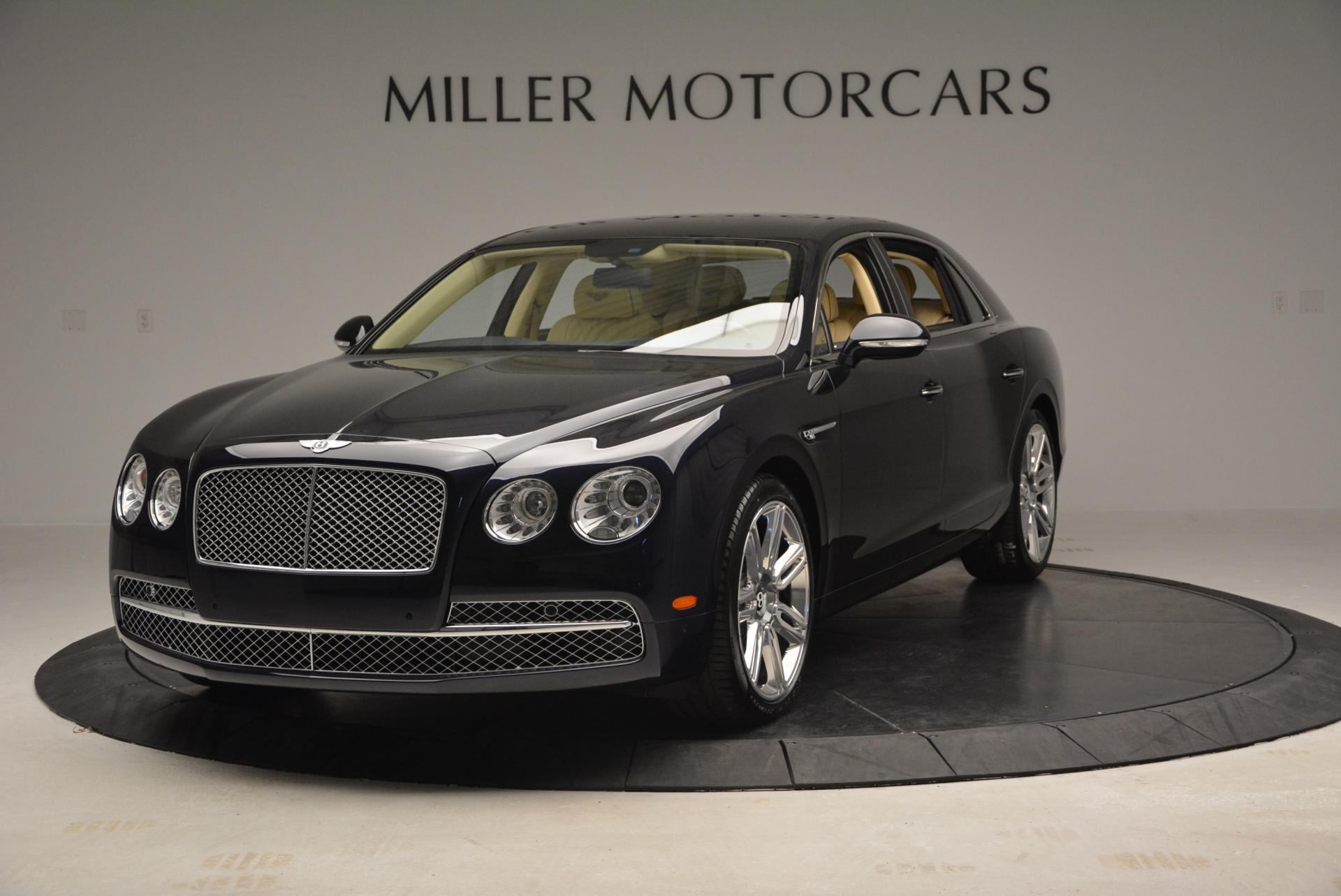 Used 2016 Bentley Flying Spur W12 For Sale In Greenwich, CT 39_main