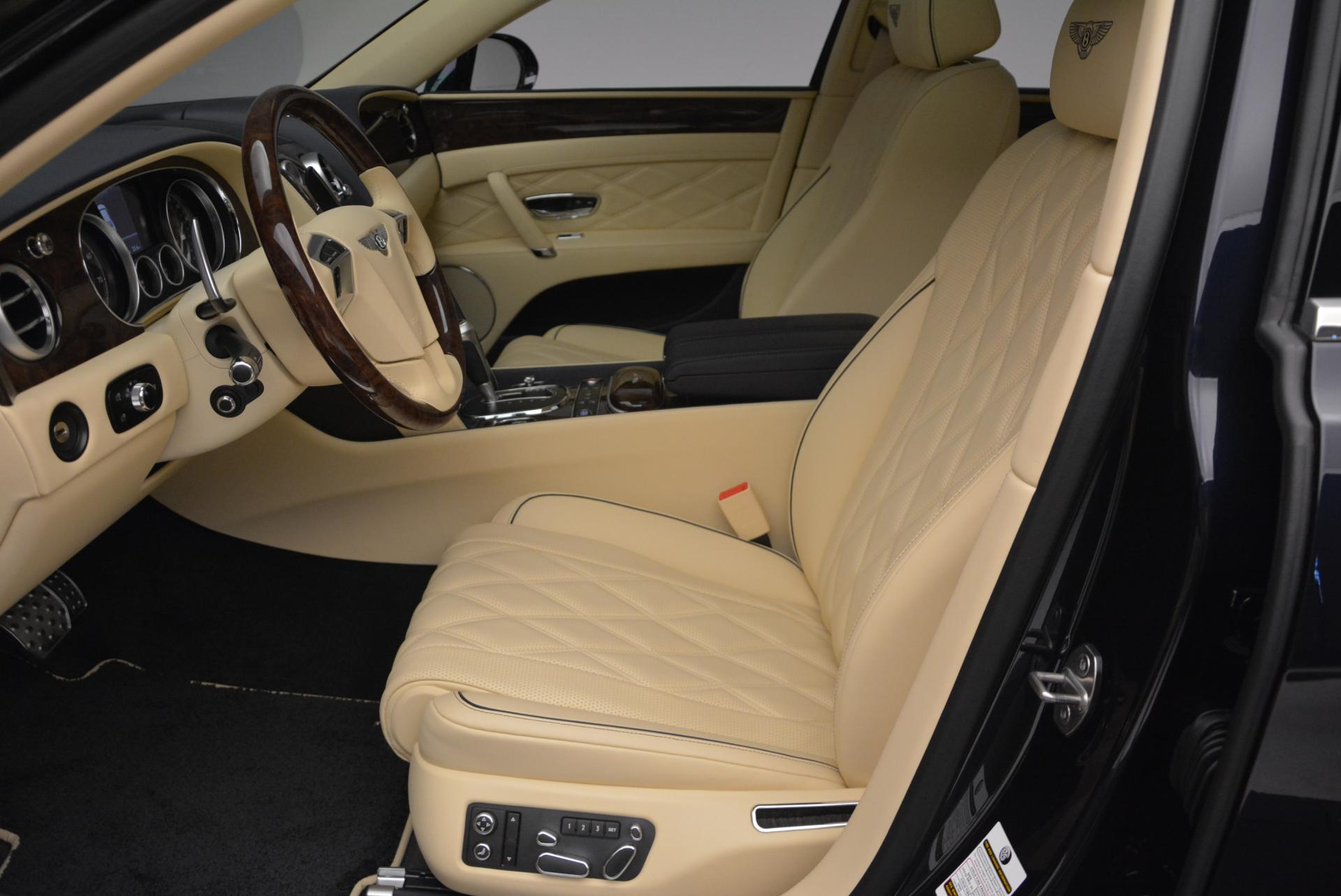 Used 2016 Bentley Flying Spur W12 For Sale In Greenwich, CT 39_p14