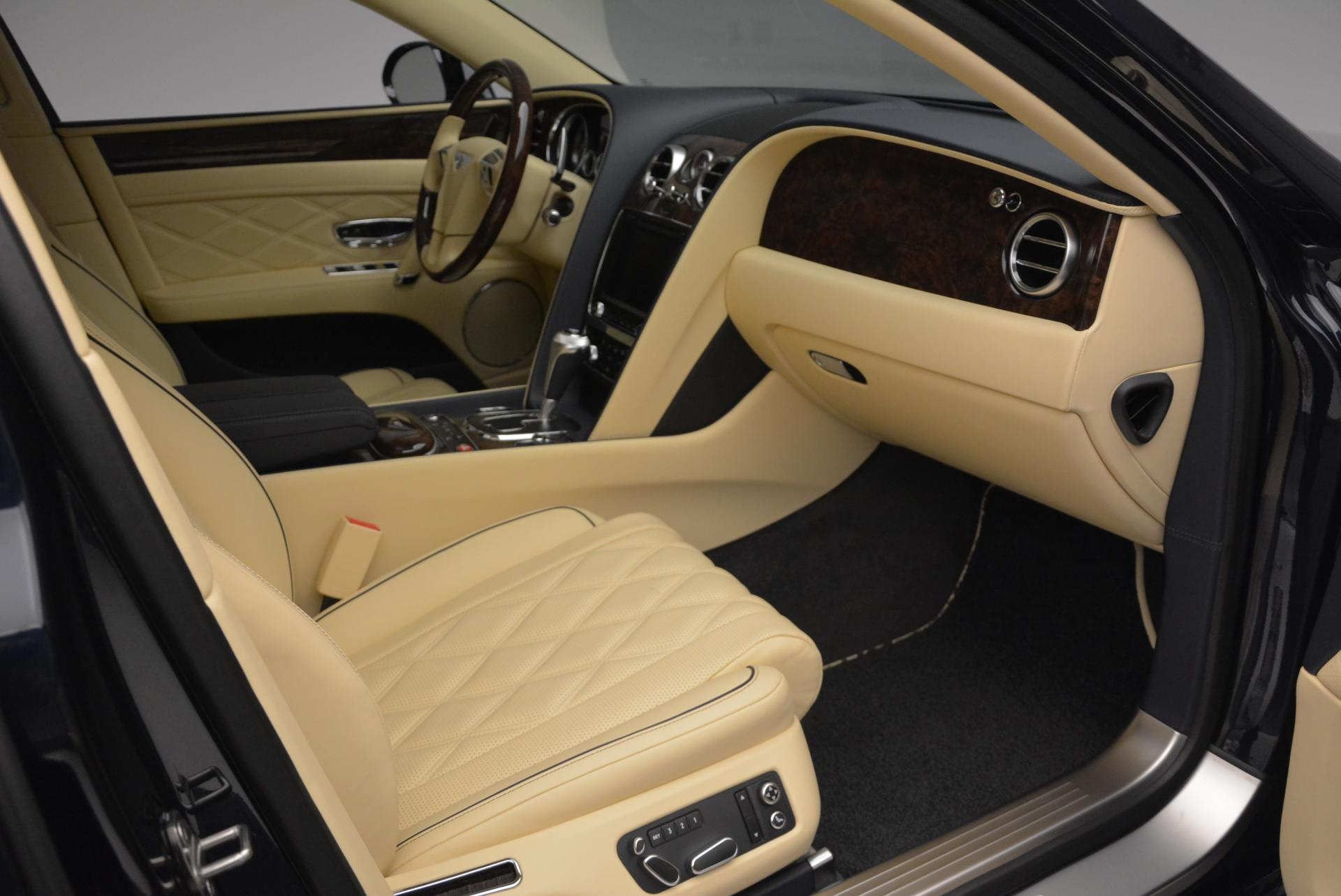 Used 2016 Bentley Flying Spur W12 For Sale In Greenwich, CT 39_p24
