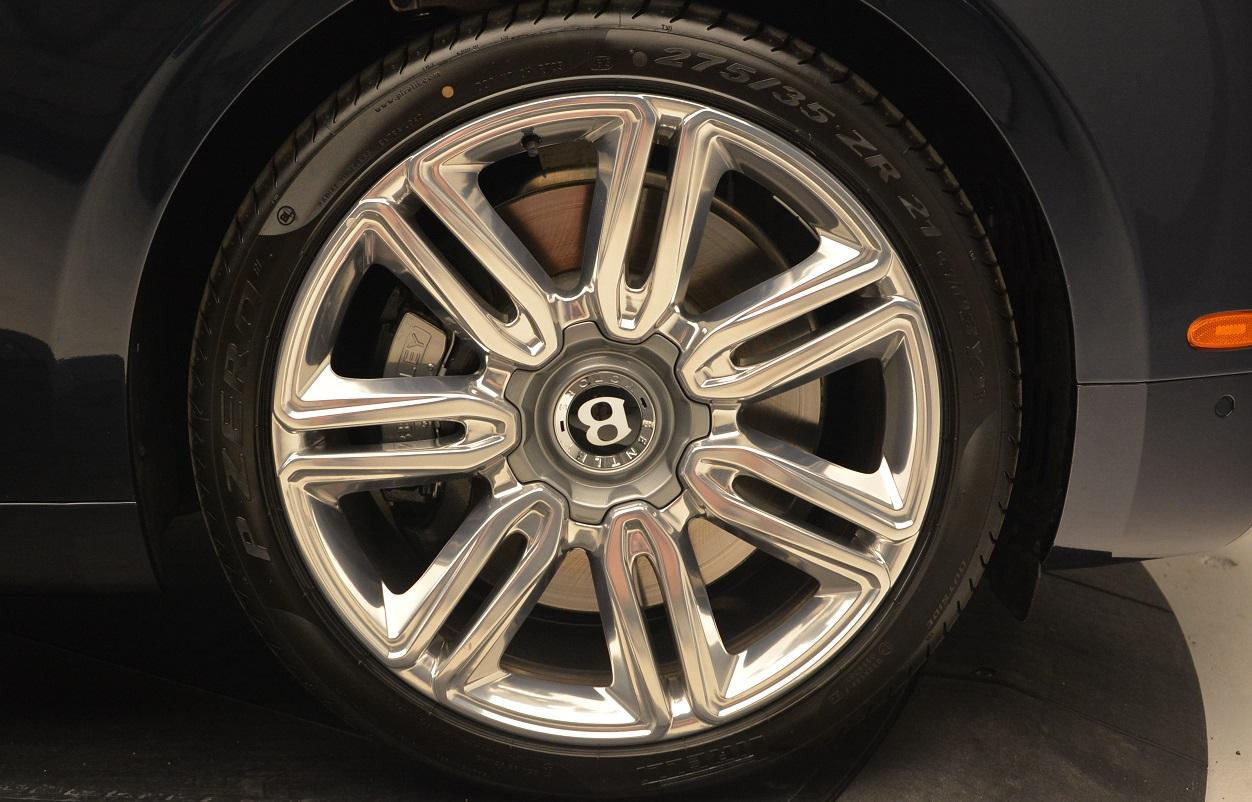 Used 2016 Bentley Flying Spur W12 For Sale In Greenwich, CT 39_p29
