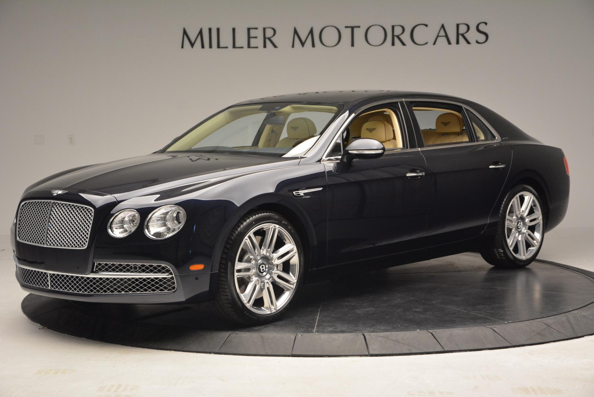 Used 2016 Bentley Flying Spur W12 For Sale In Greenwich, CT 39_p2