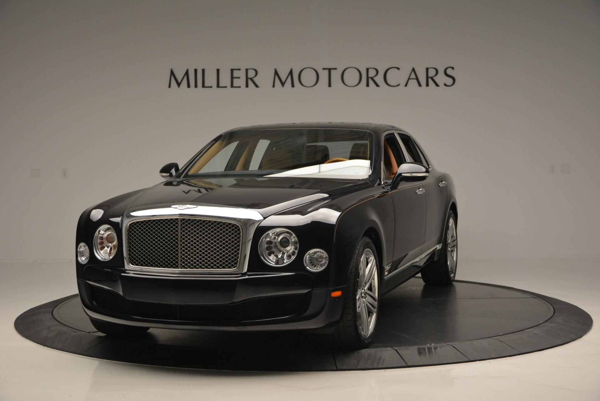 Used 2013 Bentley Mulsanne Le Mans Edition- Number 1 of 48 For Sale In Greenwich, CT