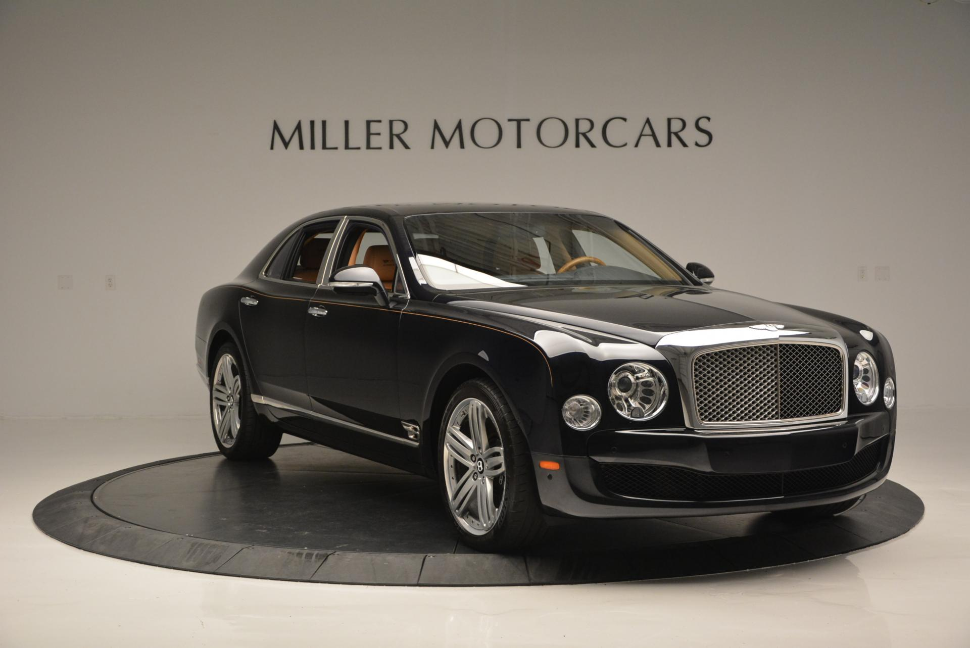 Used 2013 Bentley Mulsanne Le Mans Edition- Number 1 of 48 For Sale In Greenwich, CT 40_p11