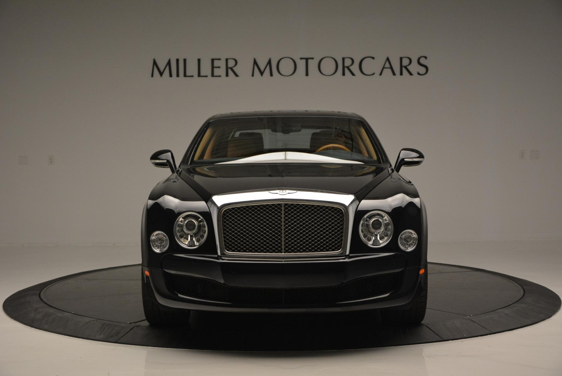 Used 2013 Bentley Mulsanne Le Mans Edition- Number 1 of 48 For Sale In Greenwich, CT 40_p12