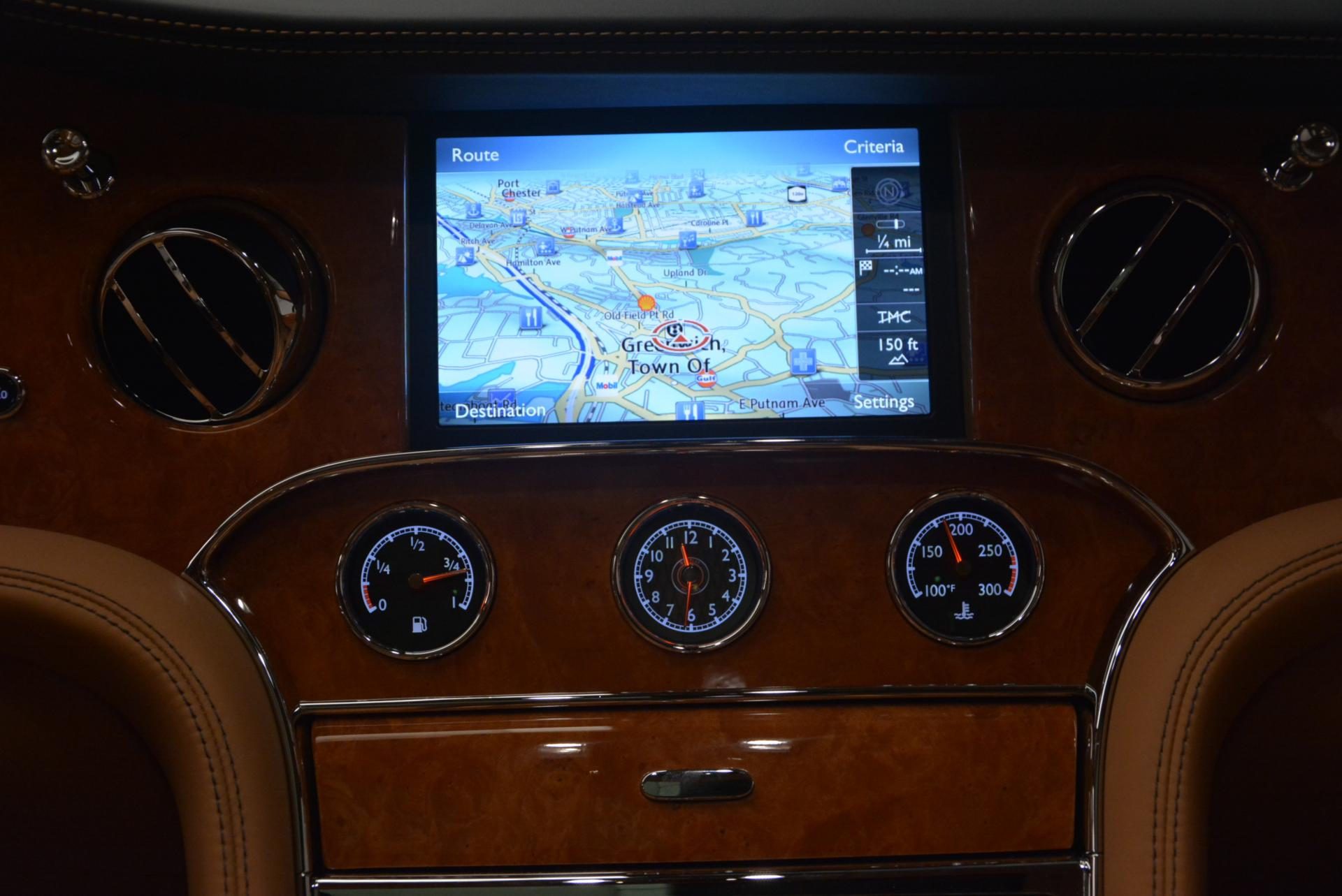 Used 2013 Bentley Mulsanne Le Mans Edition- Number 1 of 48 For Sale In Greenwich, CT 40_p32