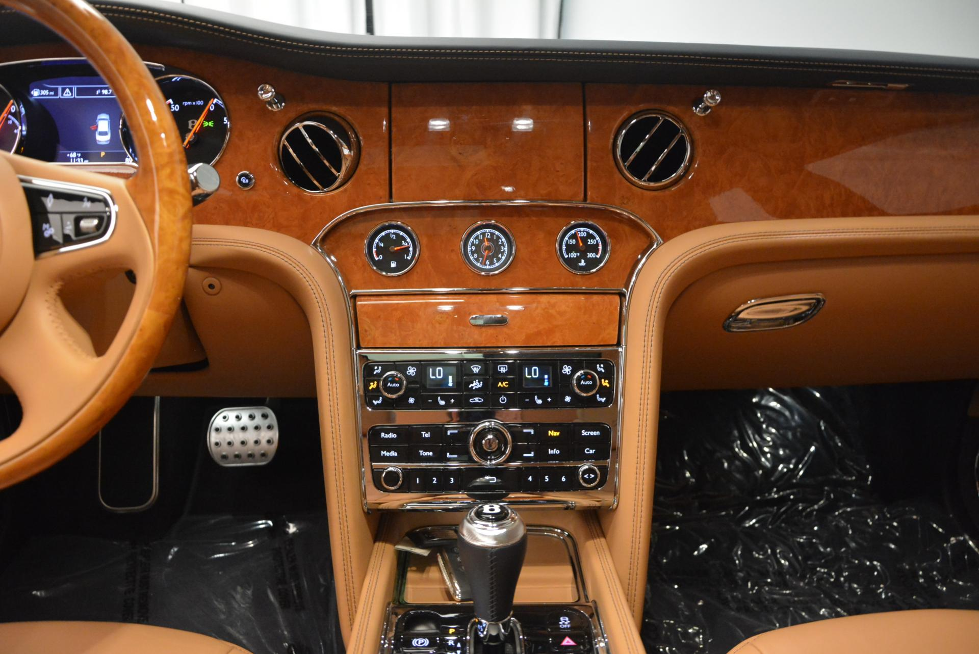Used 2013 Bentley Mulsanne Le Mans Edition- Number 1 of 48 For Sale In Greenwich, CT 40_p33