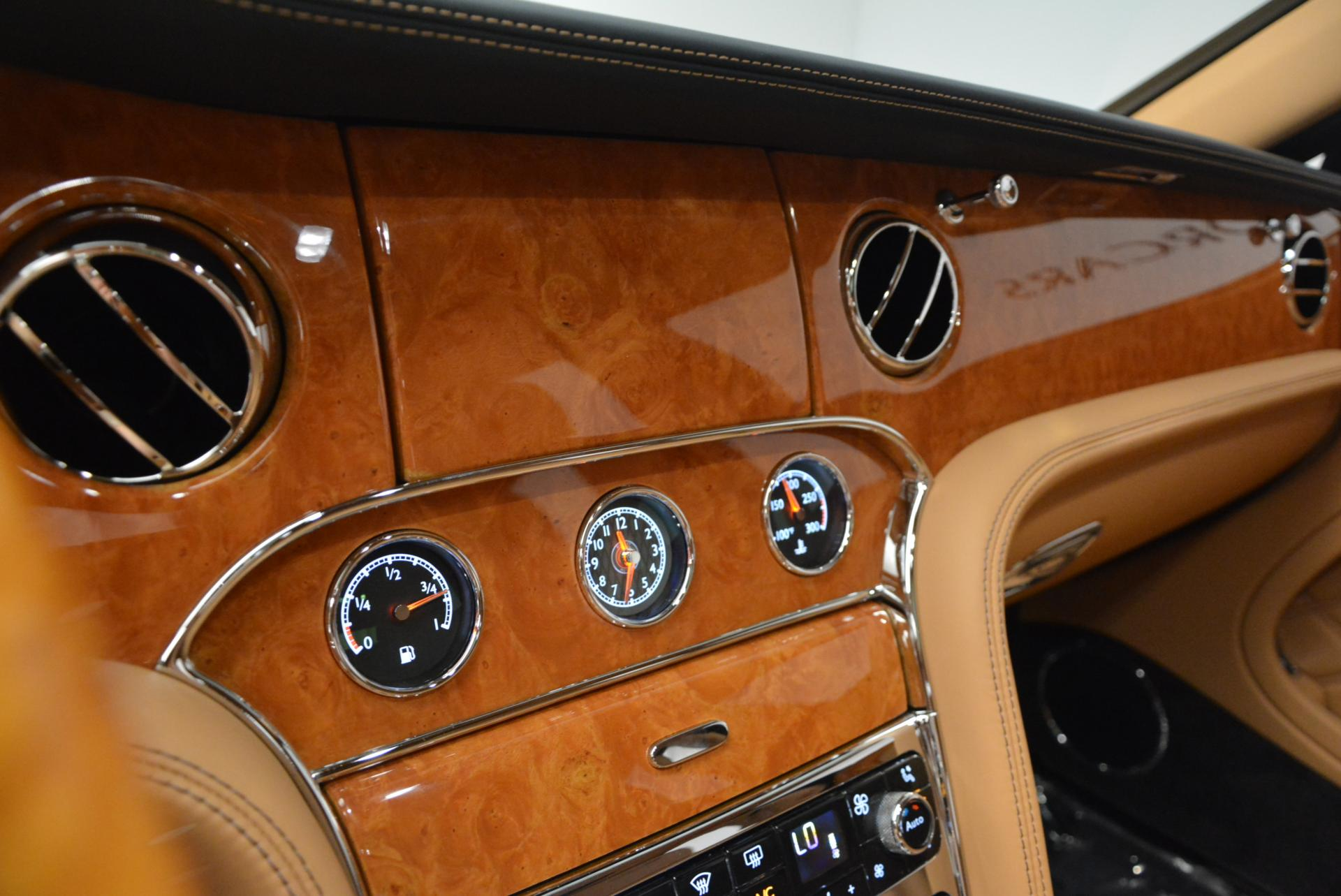 Used 2013 Bentley Mulsanne Le Mans Edition- Number 1 of 48 For Sale In Greenwich, CT 40_p36