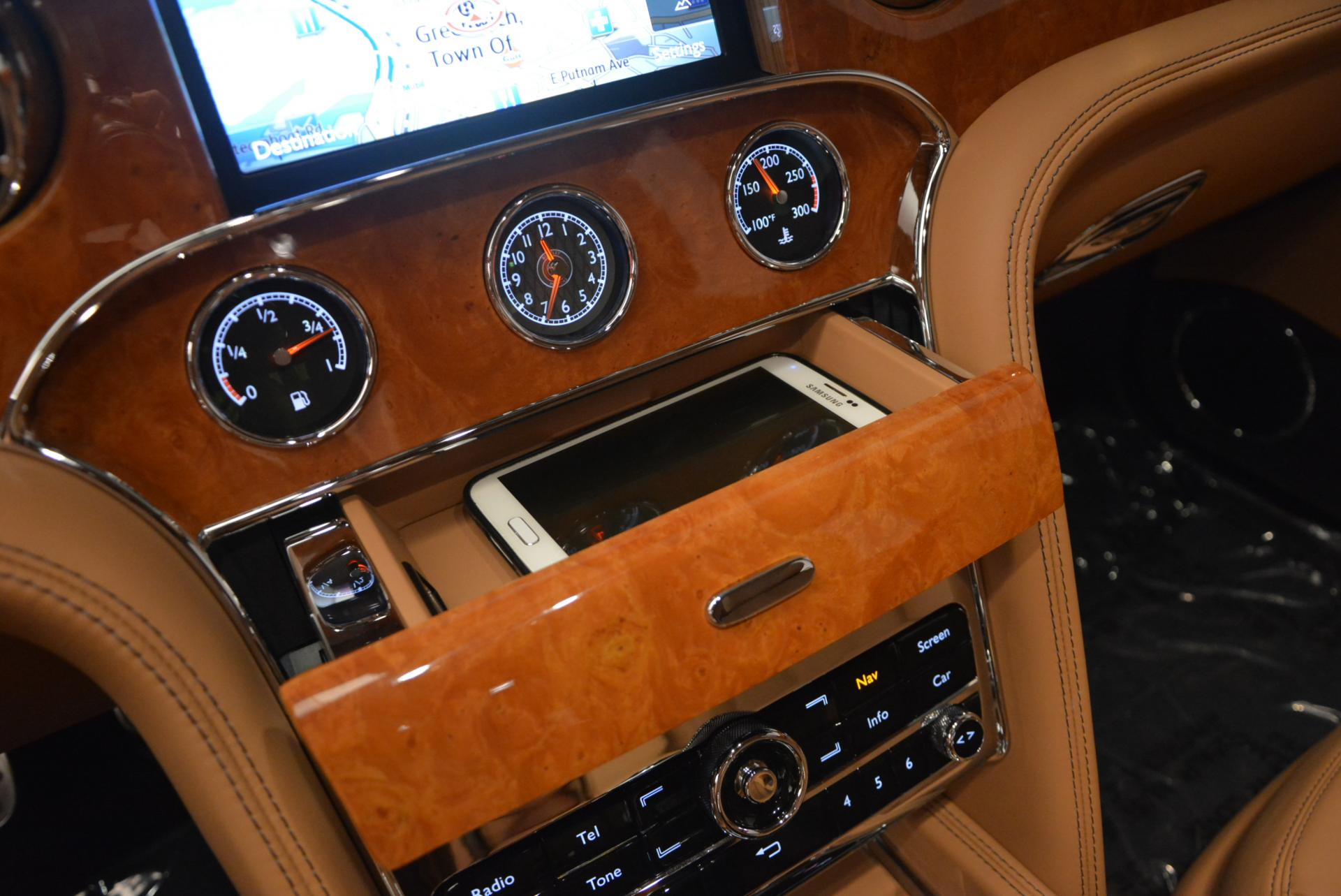 Used 2013 Bentley Mulsanne Le Mans Edition- Number 1 of 48 For Sale In Greenwich, CT 40_p37