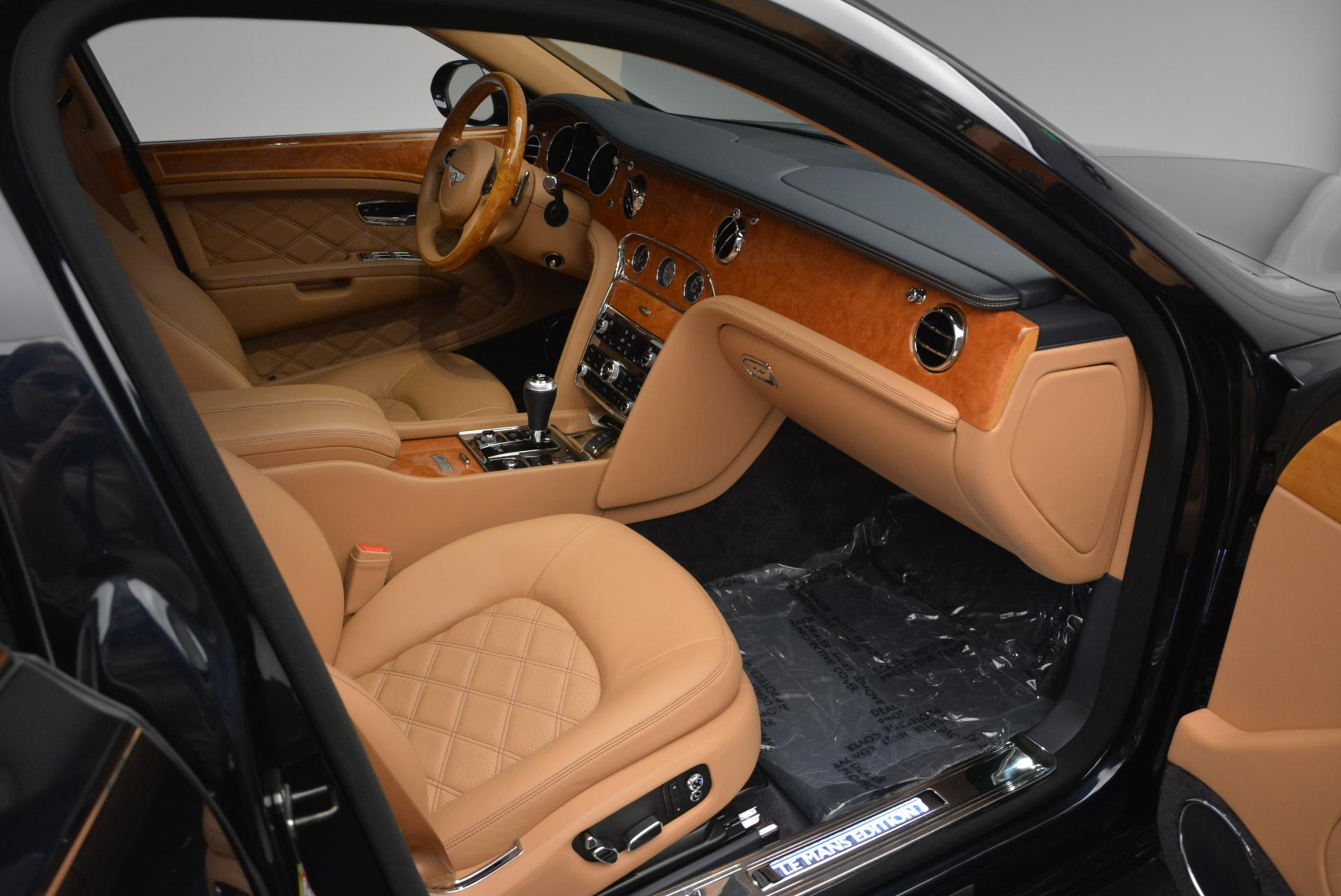 Used 2013 Bentley Mulsanne Le Mans Edition- Number 1 of 48 For Sale In Greenwich, CT 40_p38