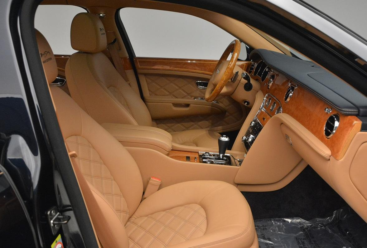 Used 2013 Bentley Mulsanne Le Mans Edition- Number 1 of 48 For Sale In Greenwich, CT 40_p39