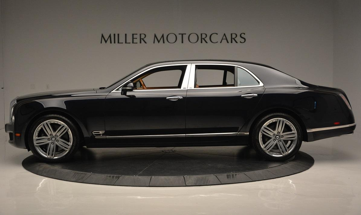 Used 2013 Bentley Mulsanne Le Mans Edition- Number 1 of 48 For Sale In Greenwich, CT 40_p3