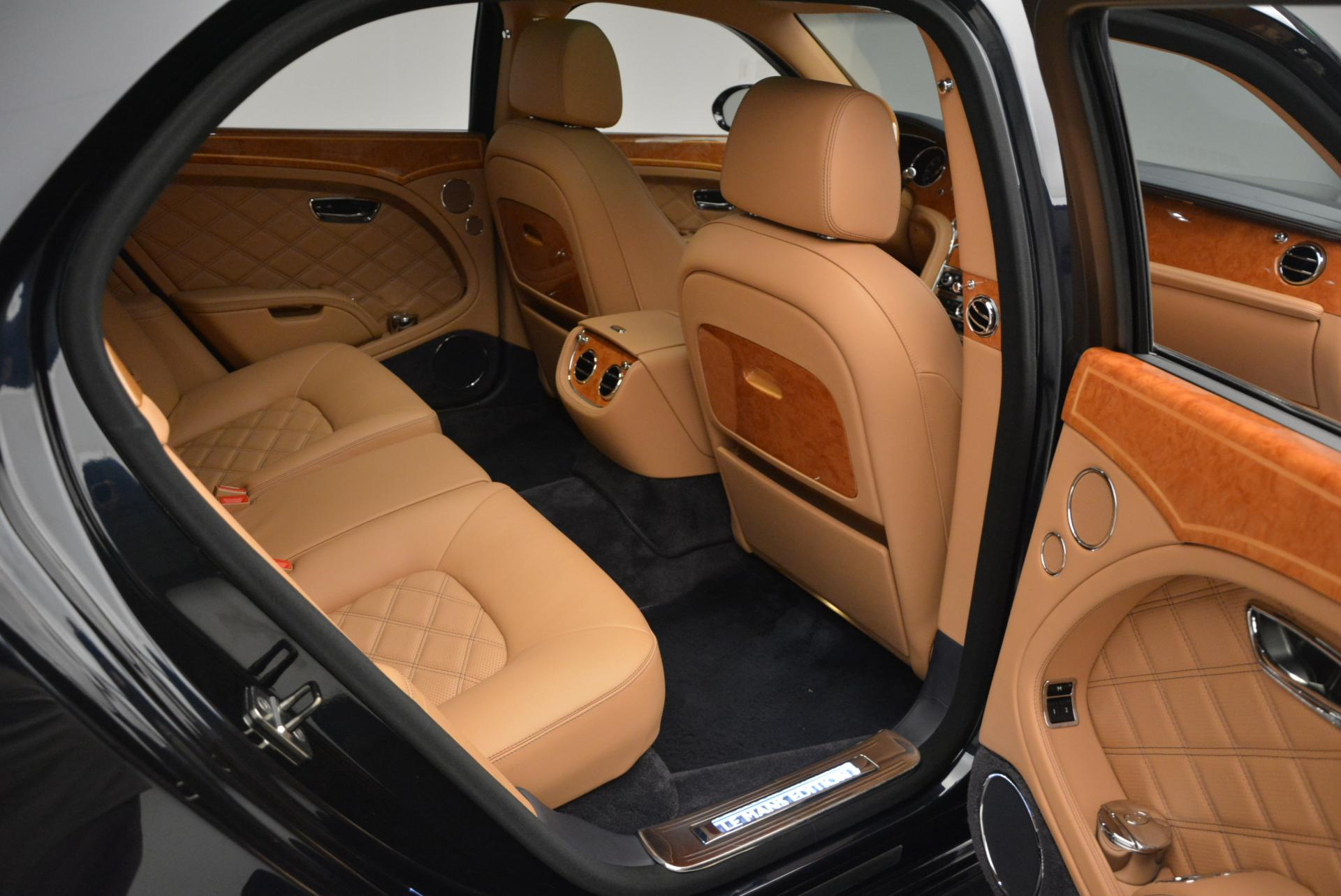 Used 2013 Bentley Mulsanne Le Mans Edition- Number 1 of 48 For Sale In Greenwich, CT 40_p41
