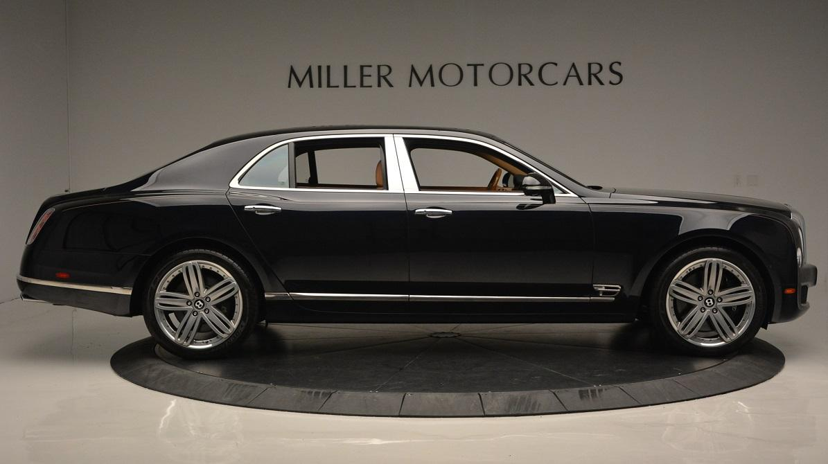 Used 2013 Bentley Mulsanne Le Mans Edition- Number 1 of 48 For Sale In Greenwich, CT 40_p9