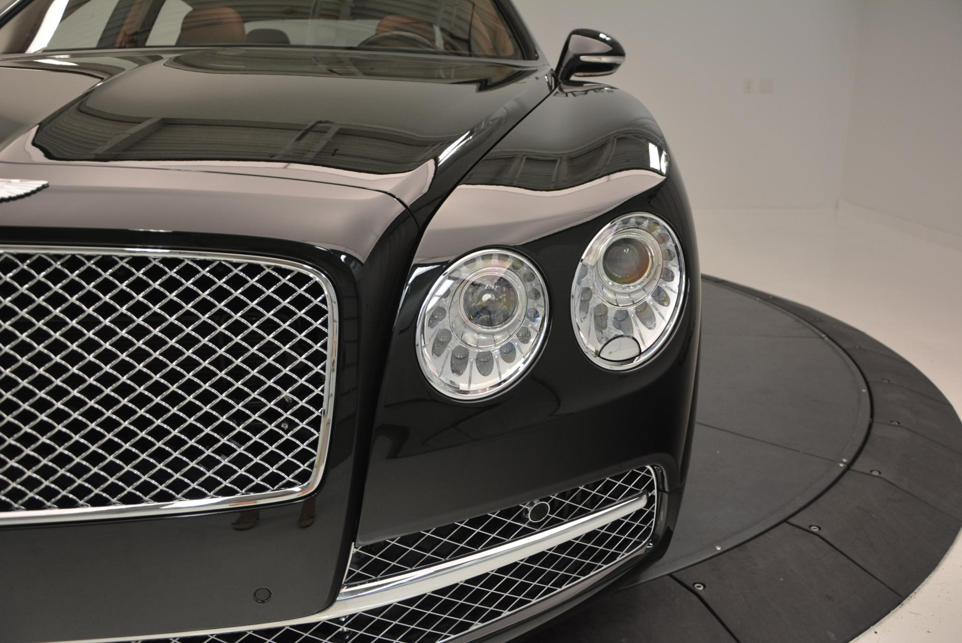 Used 2016 Bentley Flying Spur W12  For Sale In Greenwich, CT 41_p21