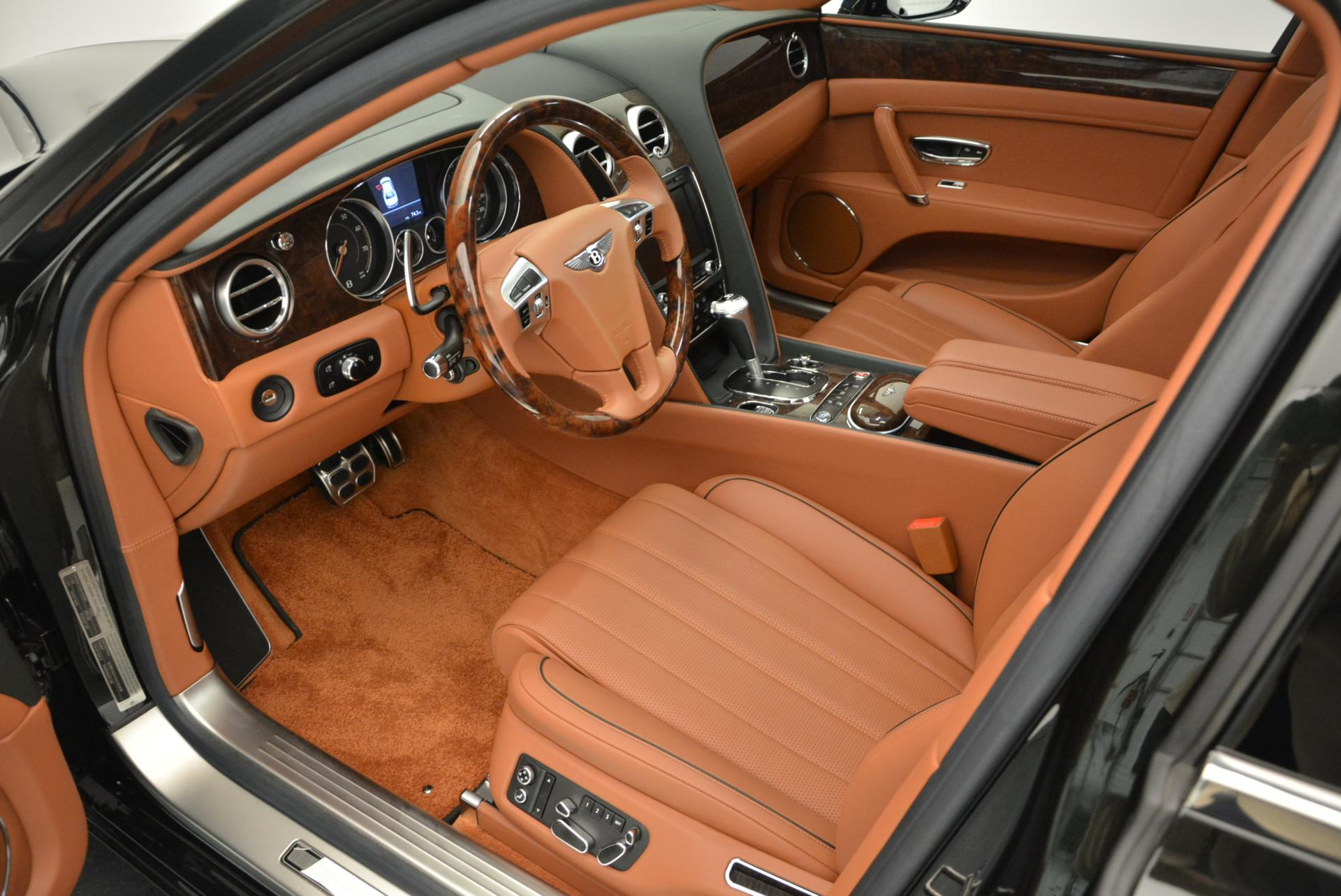 Used 2016 Bentley Flying Spur W12  For Sale In Greenwich, CT 41_p24