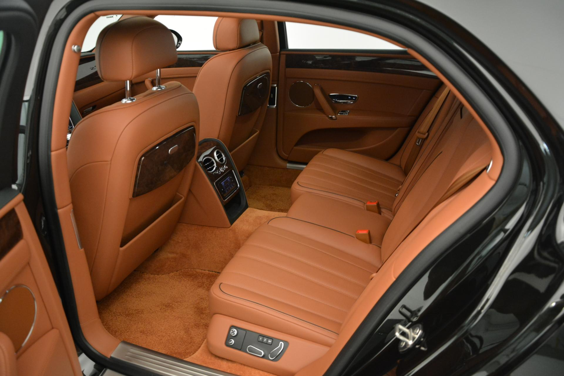 Used 2016 Bentley Flying Spur W12  For Sale In Greenwich, CT 41_p30