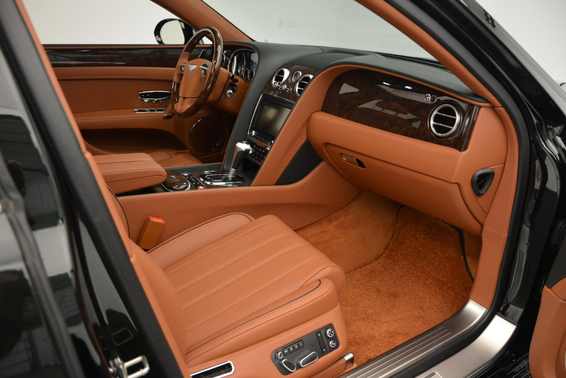 Used 2016 Bentley Flying Spur W12  For Sale In Greenwich, CT 41_p40