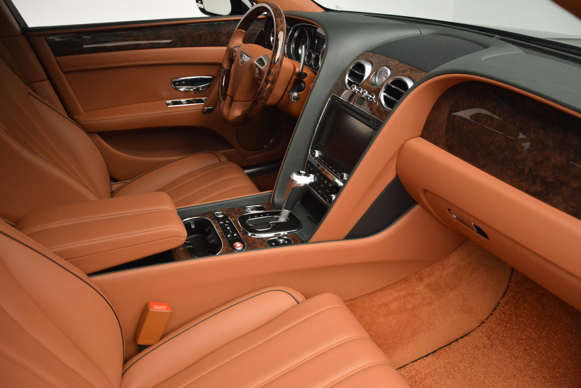 Used 2016 Bentley Flying Spur W12  For Sale In Greenwich, CT 41_p41