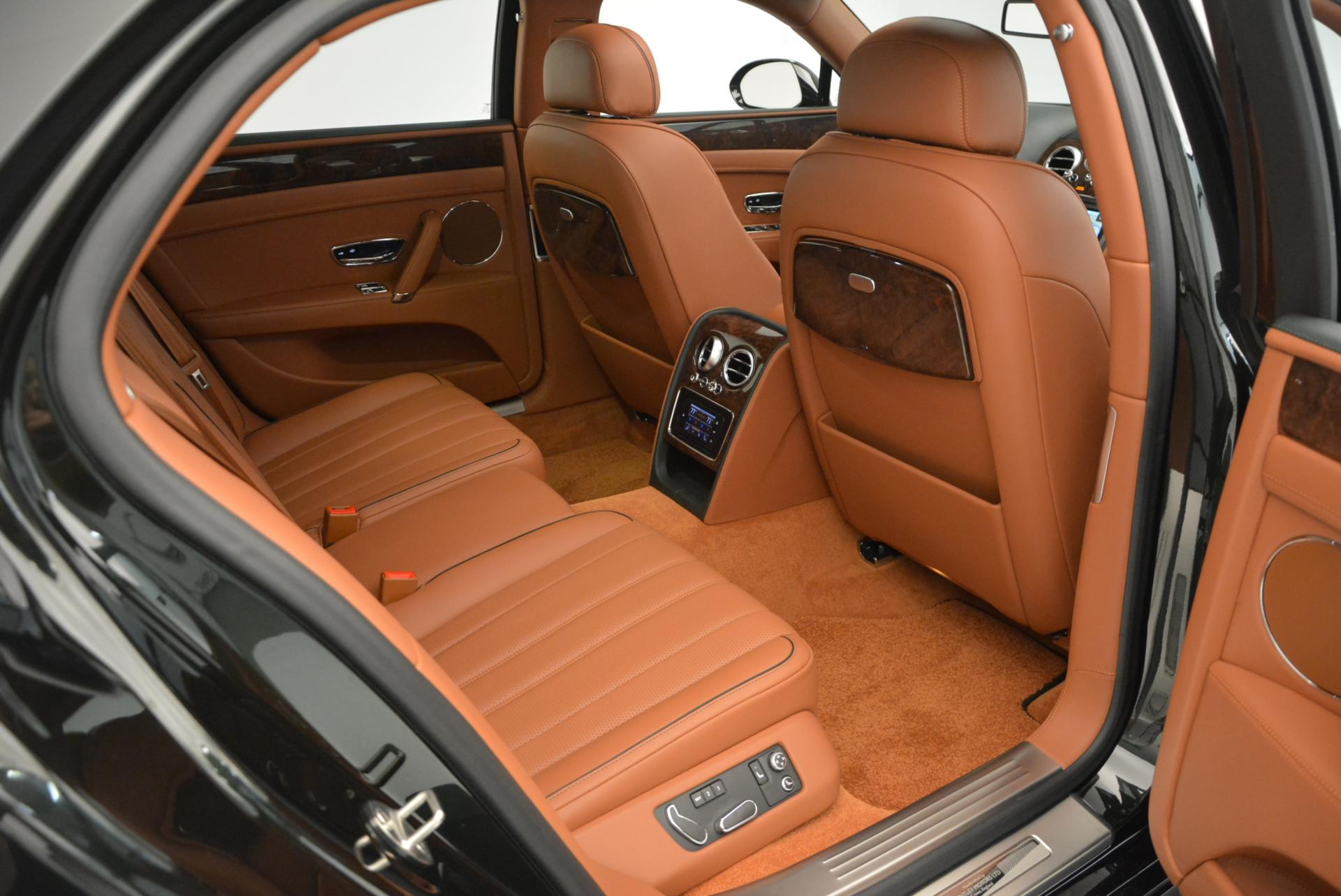 Used 2016 Bentley Flying Spur W12  For Sale In Greenwich, CT 41_p44
