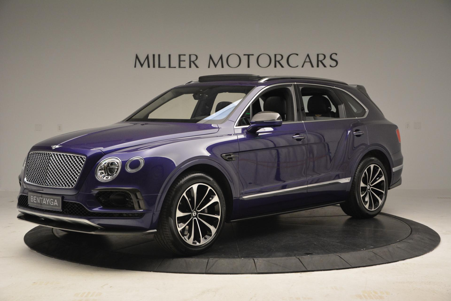 New 2017 Bentley Bentayga  For Sale In Greenwich, CT 42_p2