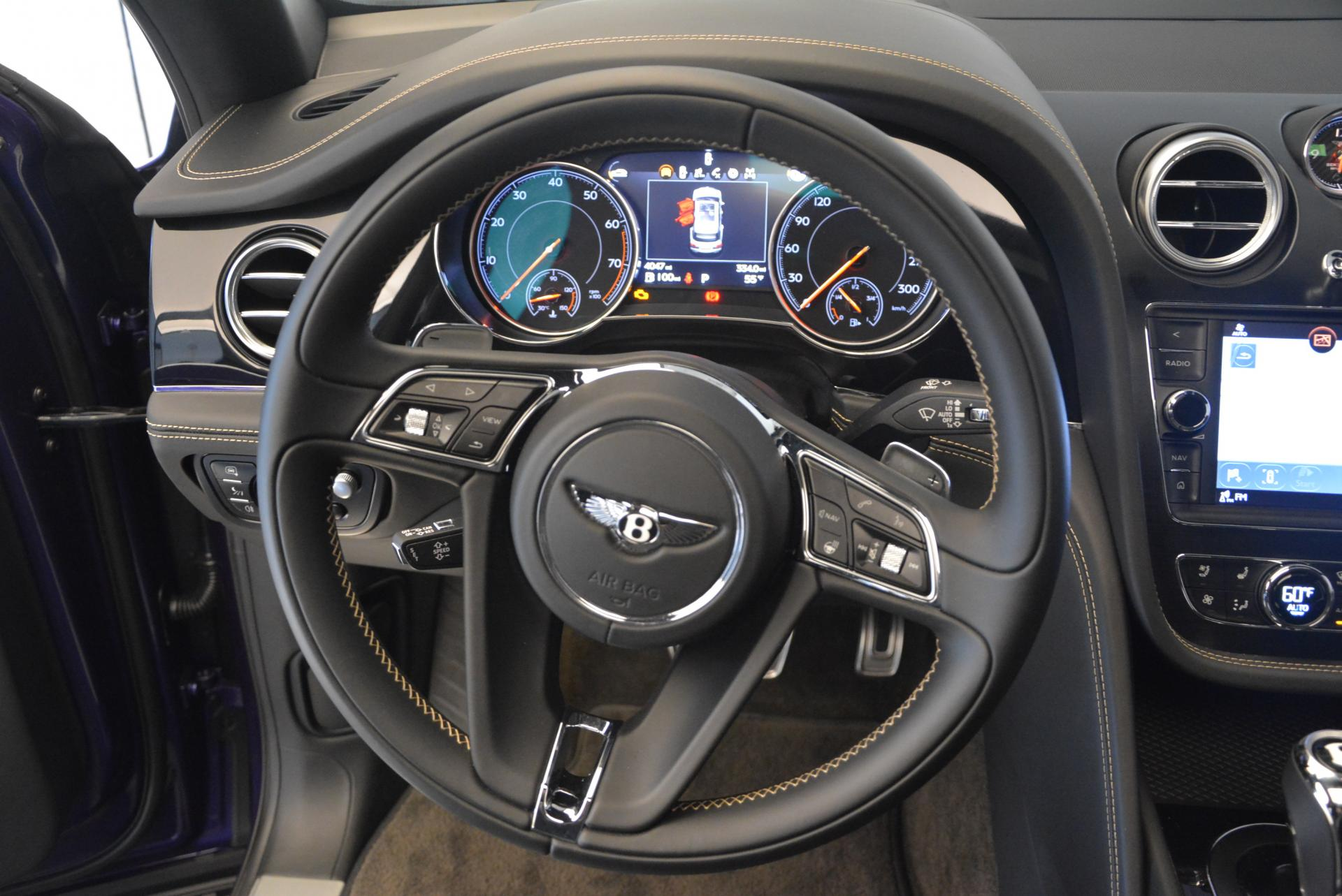 New 2017 Bentley Bentayga  For Sale In Greenwich, CT 42_p37