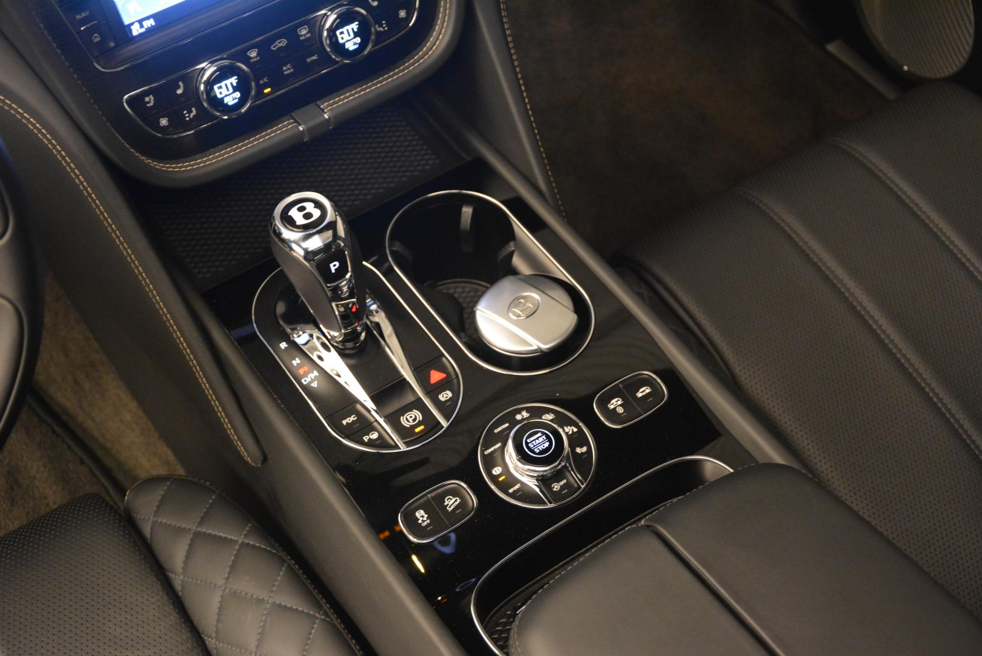 New 2017 Bentley Bentayga  For Sale In Greenwich, CT 42_p38