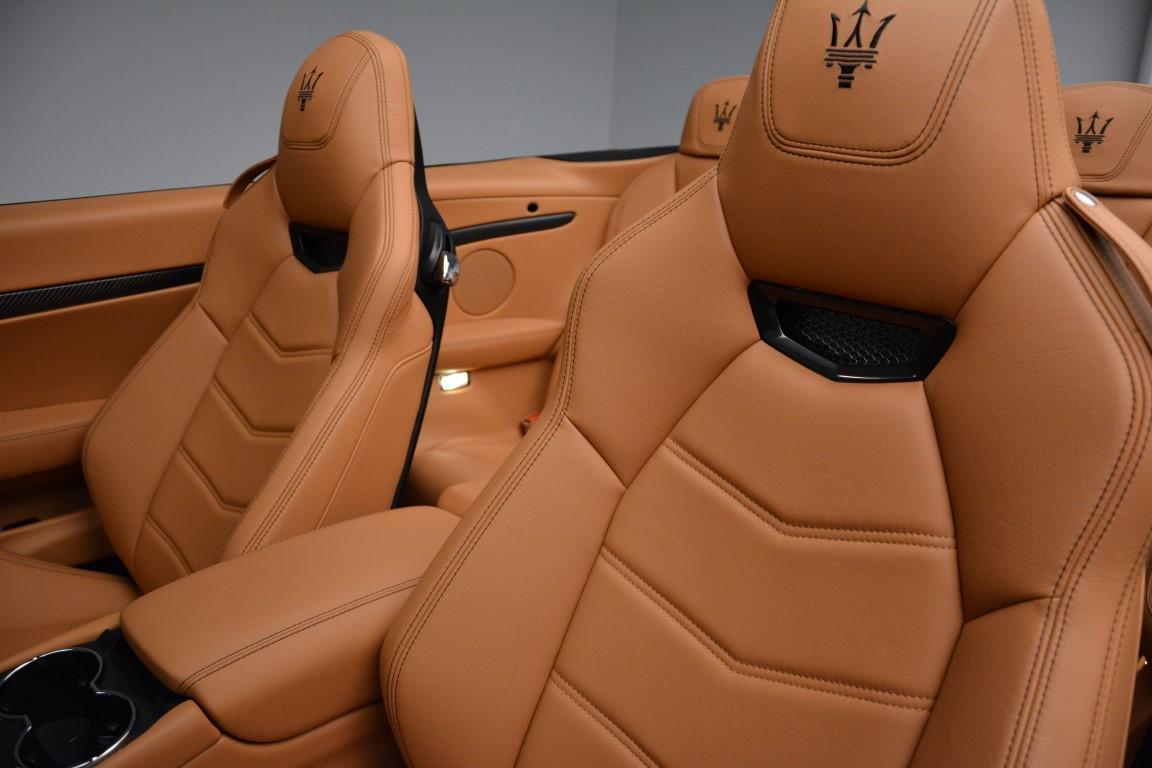 New 2016 Maserati GranTurismo MC For Sale In Greenwich, CT 44_p23