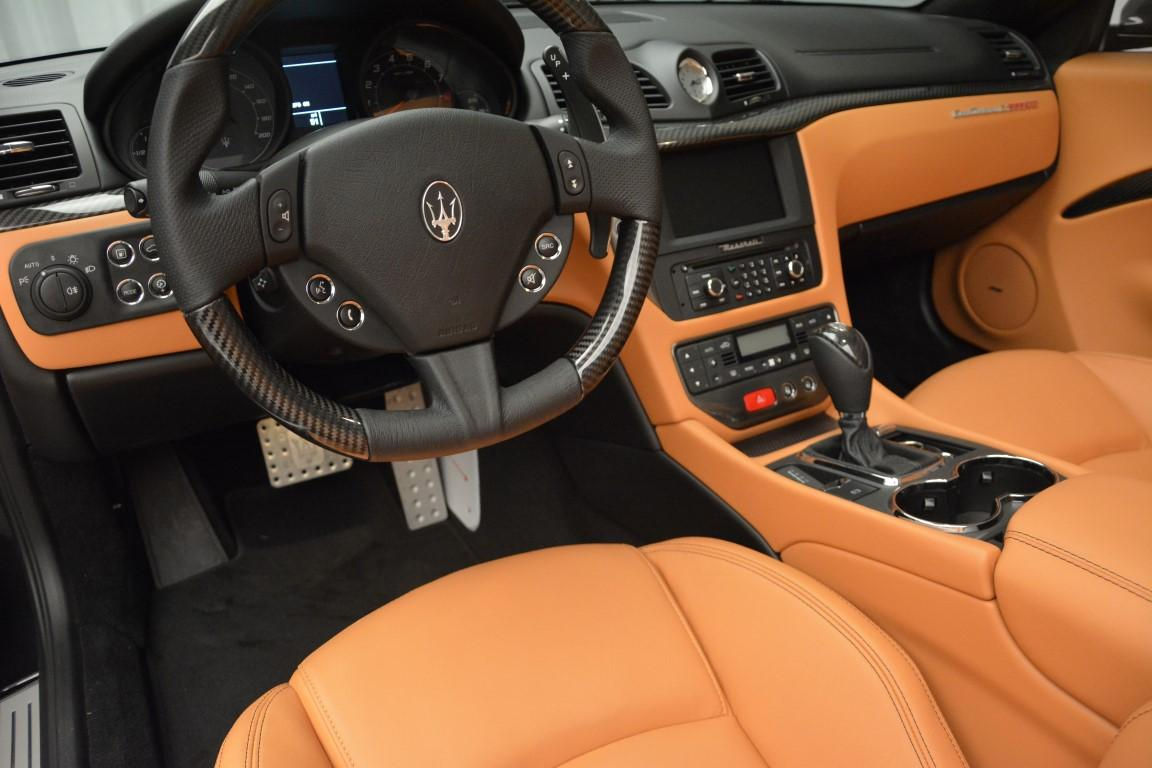 New 2016 Maserati GranTurismo MC For Sale In Greenwich, CT 44_p24