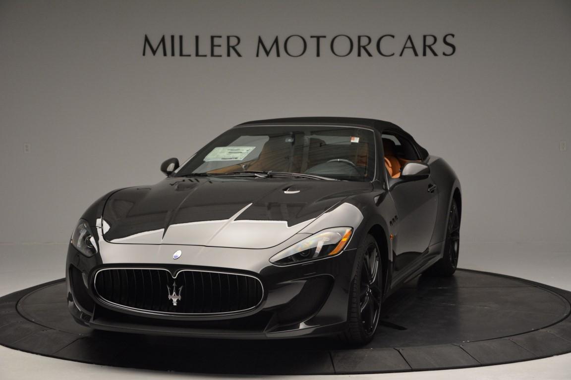 New 2016 Maserati GranTurismo MC For Sale In Greenwich, CT 44_p2