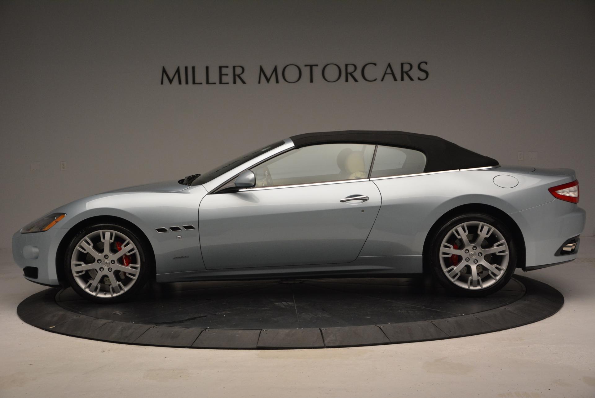 Used 2011 Maserati GranTurismo  For Sale In Greenwich, CT 45_p15