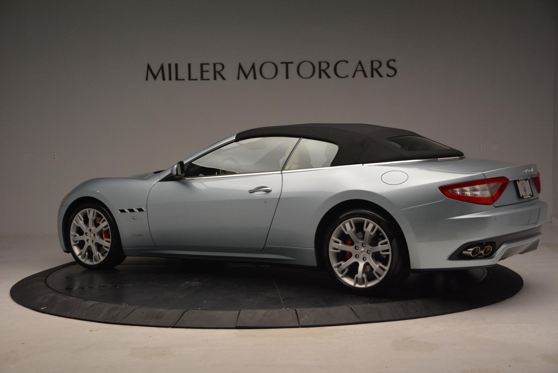Used 2011 Maserati GranTurismo  For Sale In Greenwich, CT 45_p16