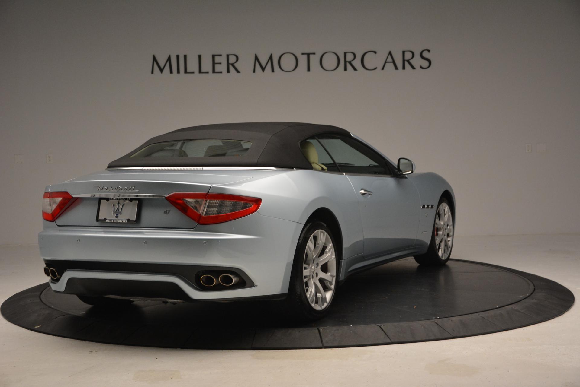 Used 2011 Maserati GranTurismo  For Sale In Greenwich, CT 45_p19