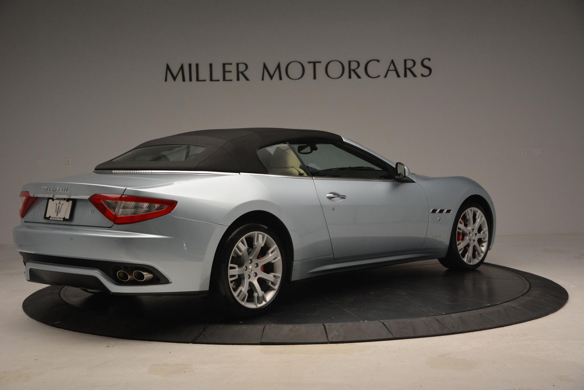 Used 2011 Maserati GranTurismo  For Sale In Greenwich, CT 45_p20