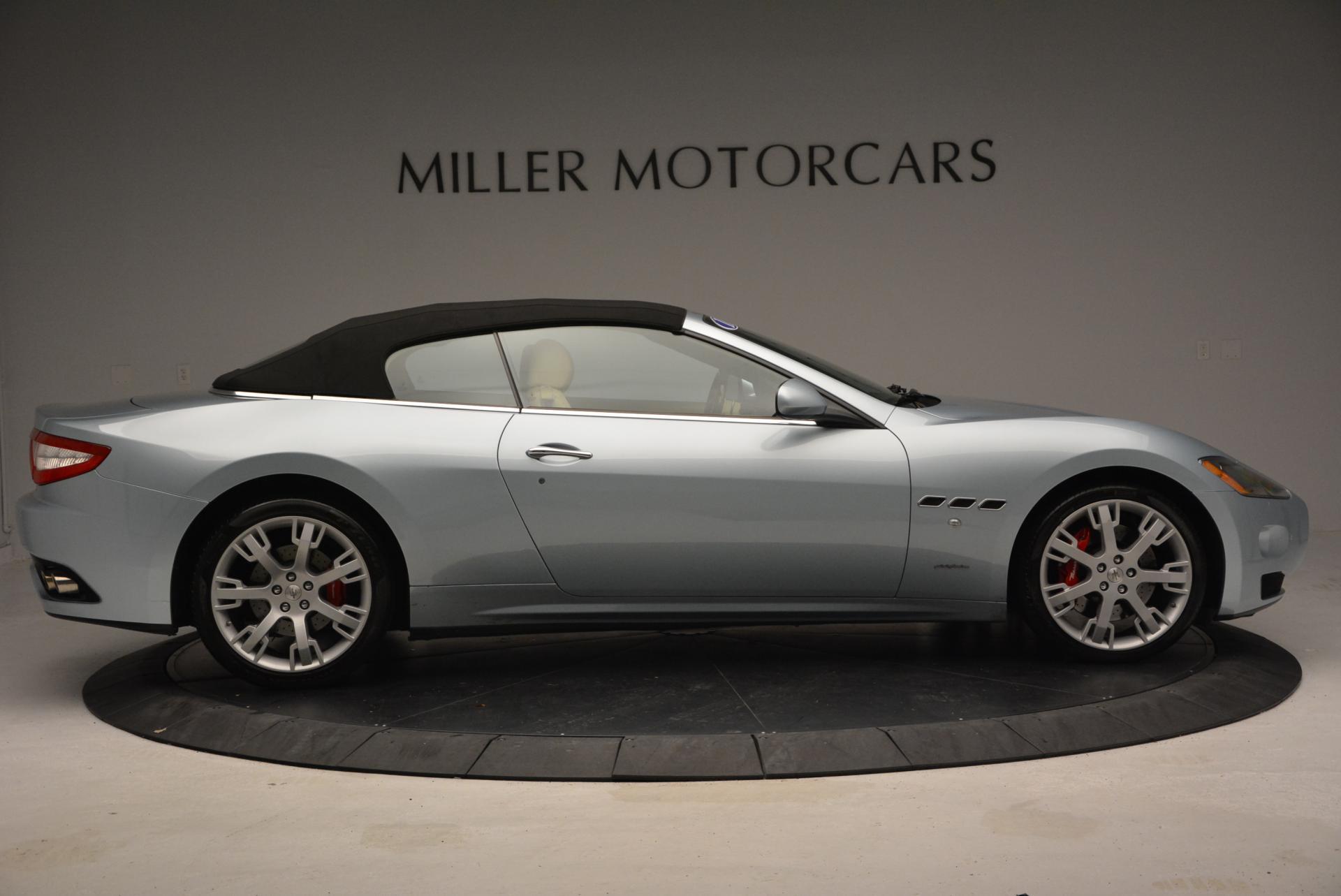 Used 2011 Maserati GranTurismo  For Sale In Greenwich, CT 45_p21