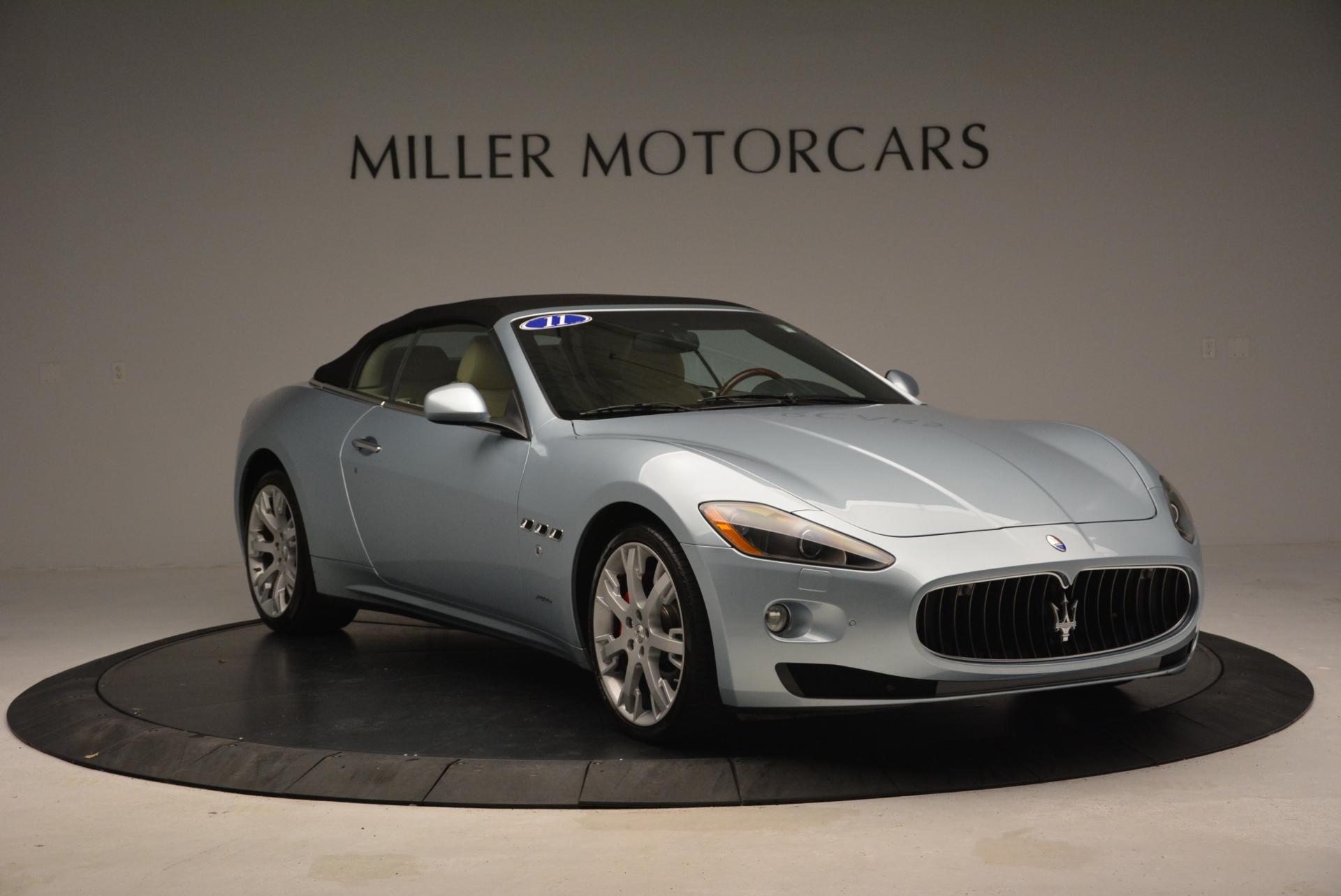 Used 2011 Maserati GranTurismo  For Sale In Greenwich, CT 45_p23