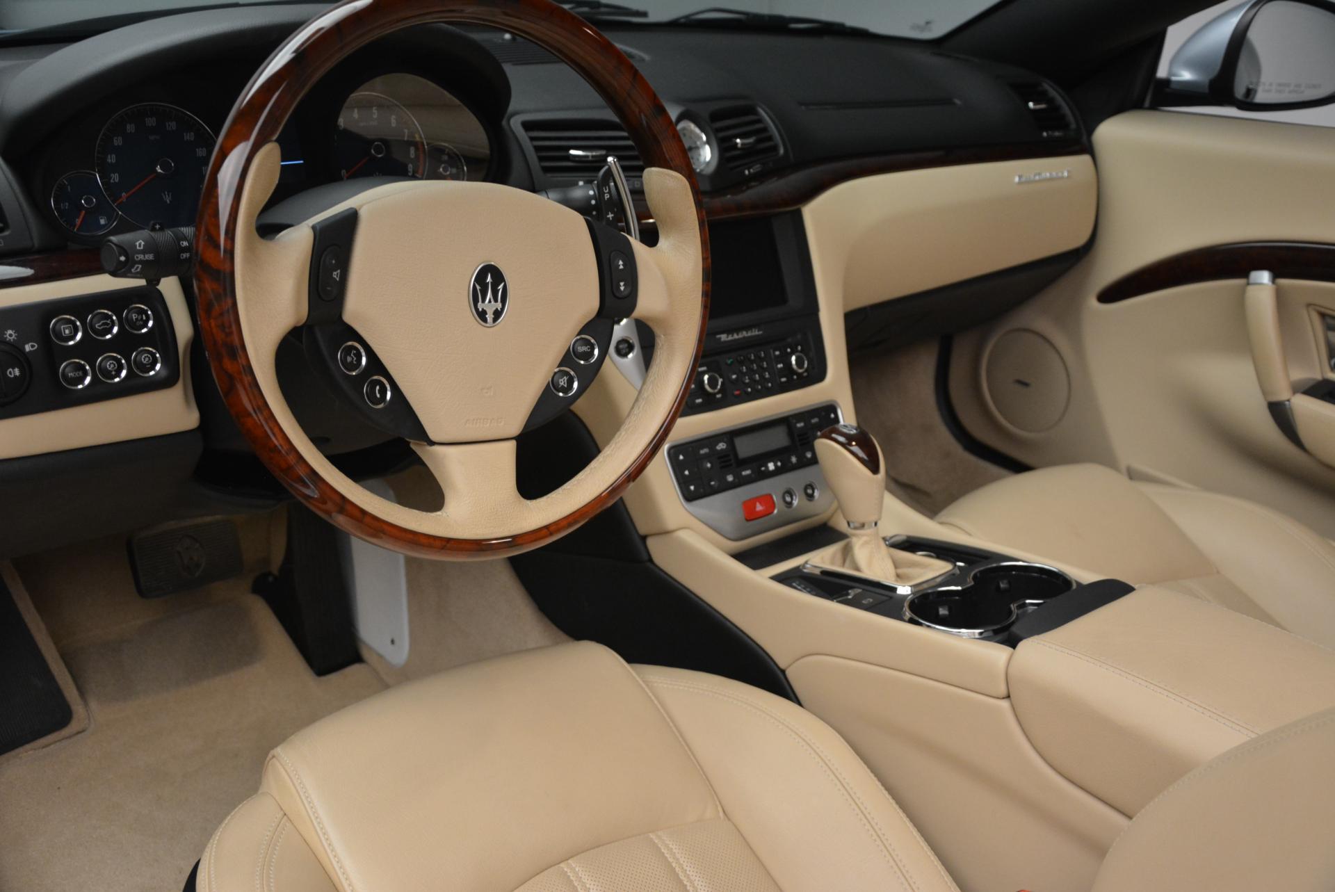 Used 2011 Maserati GranTurismo  For Sale In Greenwich, CT 45_p25