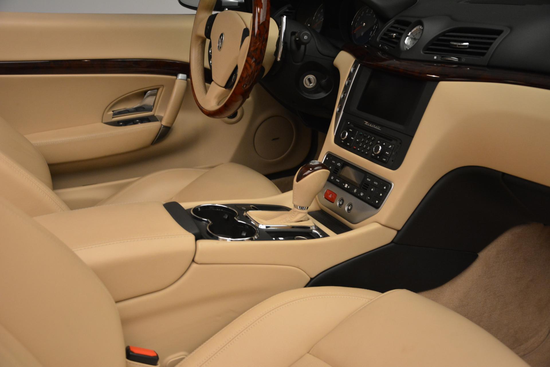 Used 2011 Maserati GranTurismo  For Sale In Greenwich, CT 45_p31