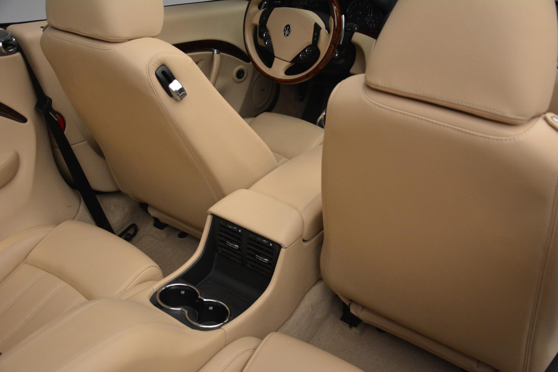 Used 2011 Maserati GranTurismo  For Sale In Greenwich, CT 45_p34