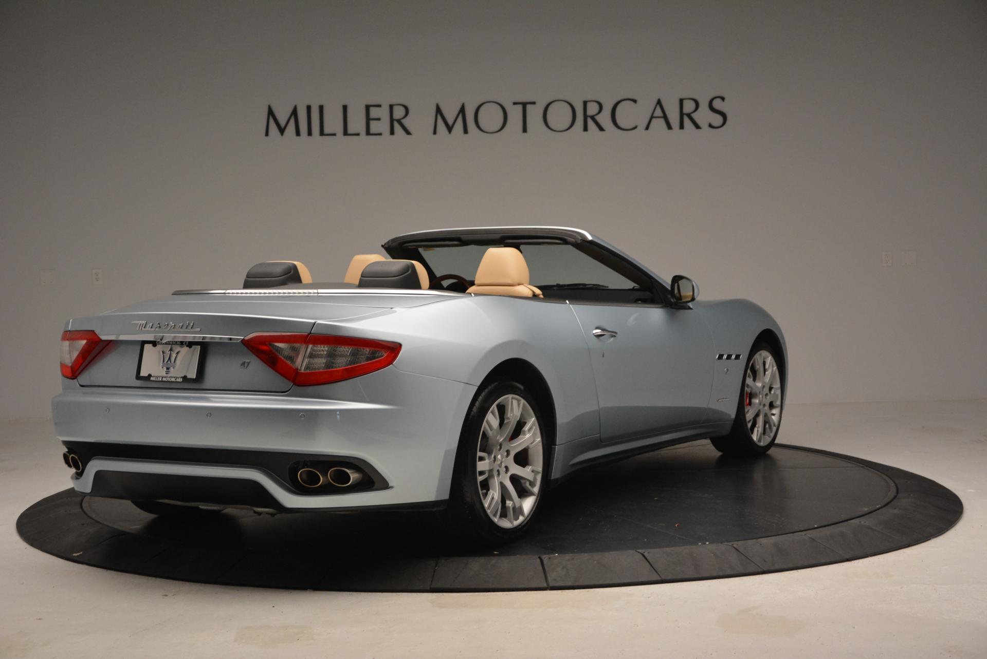 Used 2011 Maserati GranTurismo  For Sale In Greenwich, CT 45_p7