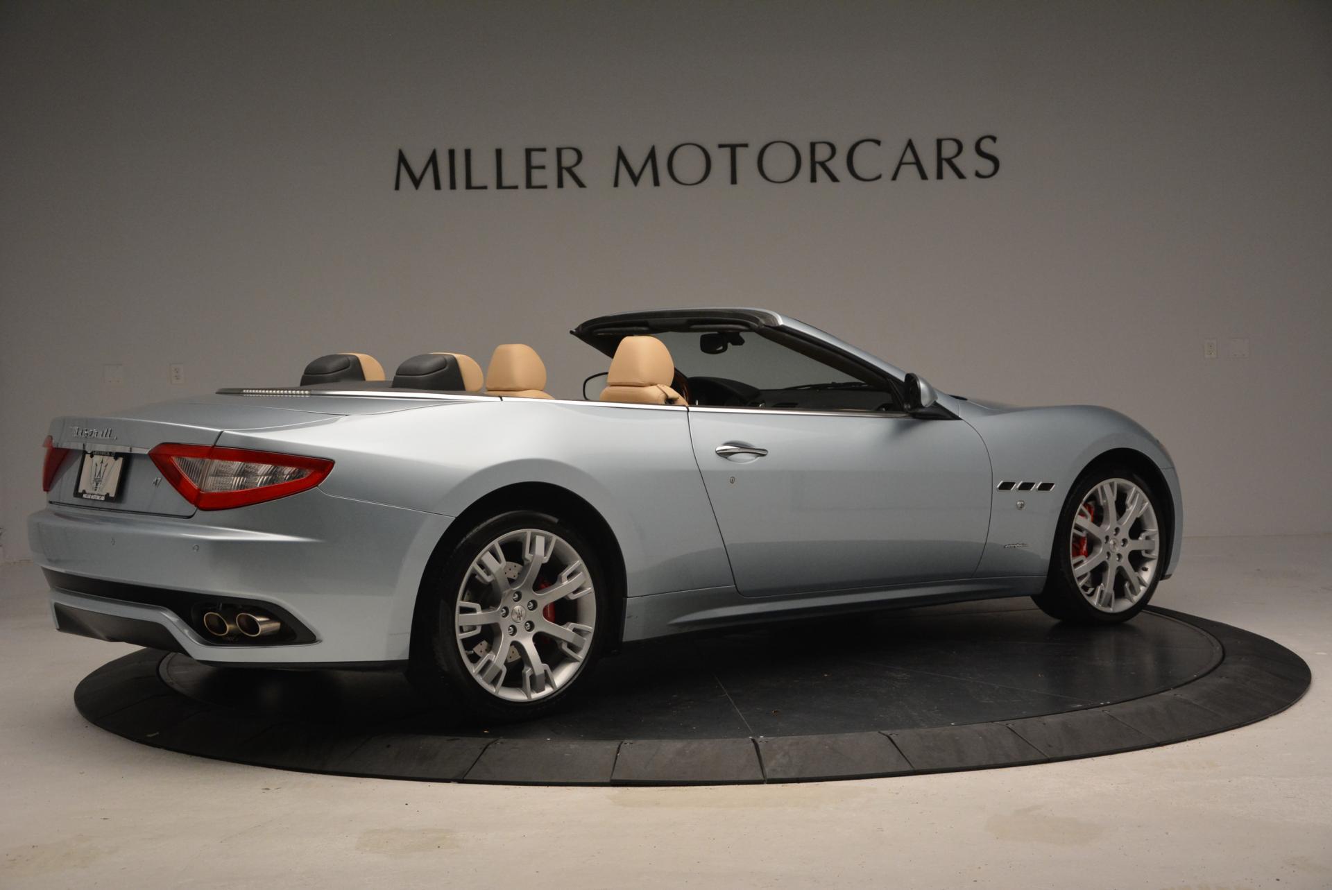 Used 2011 Maserati GranTurismo  For Sale In Greenwich, CT 45_p8