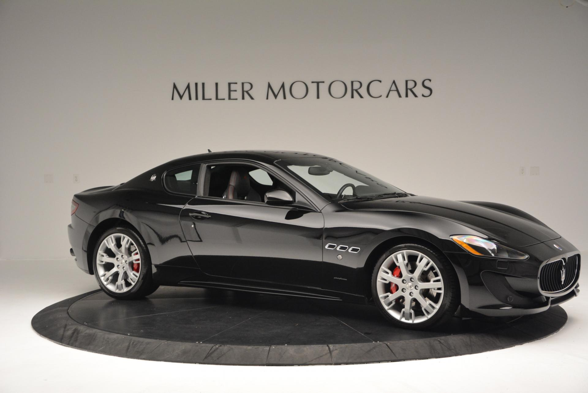 Used 2013 Maserati GranTurismo Sport For Sale In Greenwich, CT 46_p10