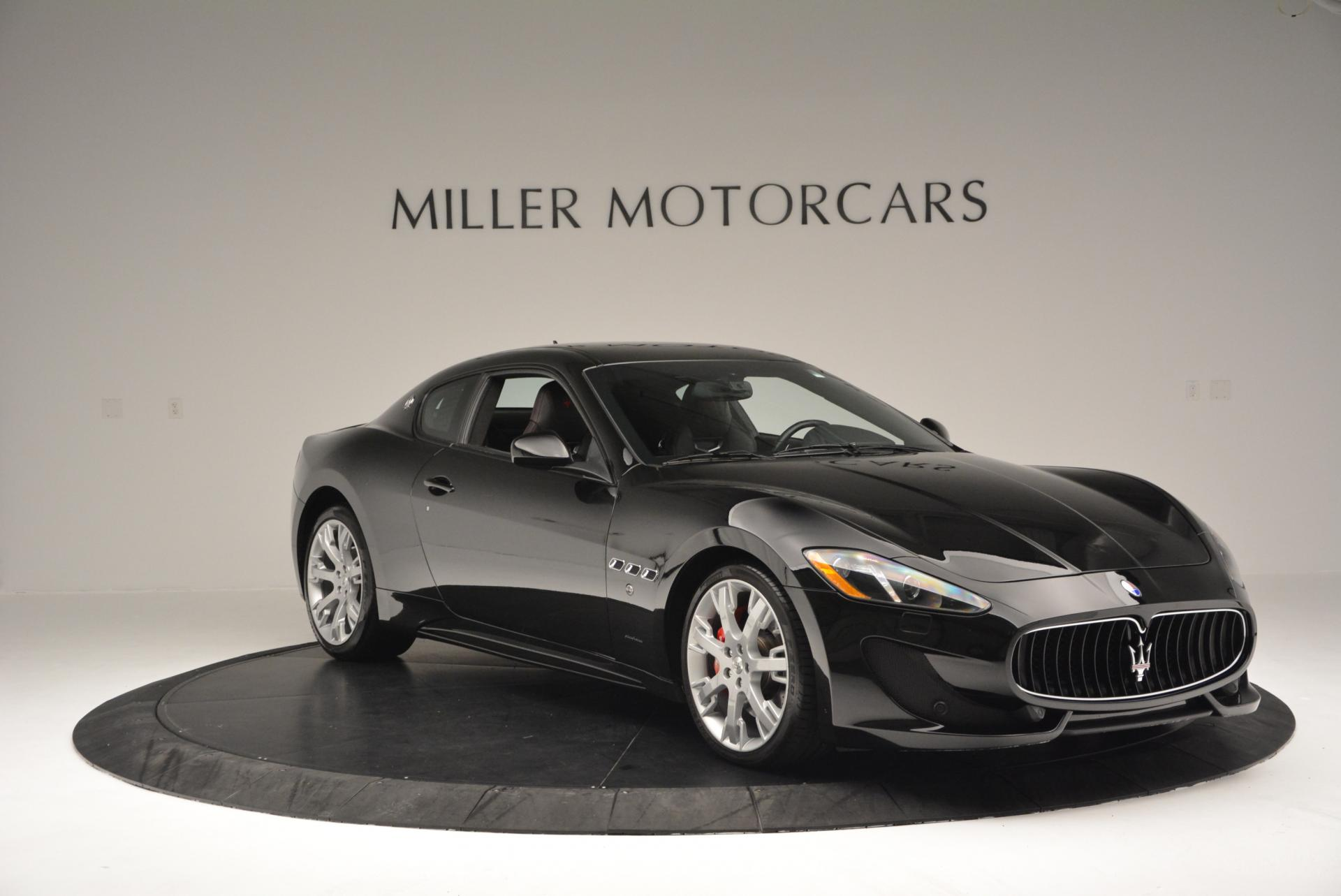 Used 2013 Maserati GranTurismo Sport For Sale In Greenwich, CT 46_p11
