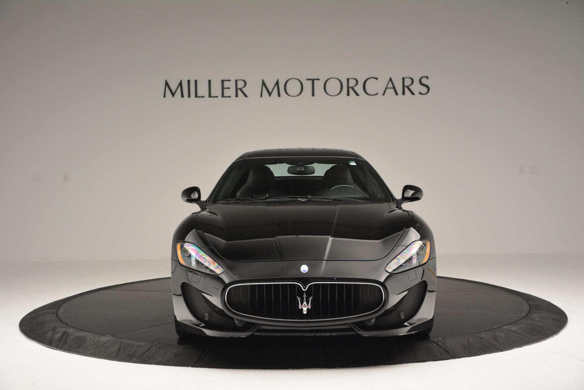 Used 2013 Maserati GranTurismo Sport For Sale In Greenwich, CT 46_p12
